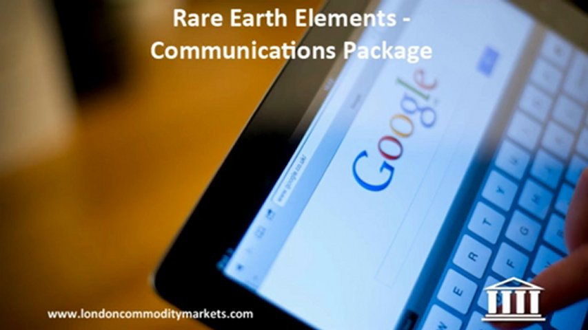 Rare Earth Elements – Communications Package