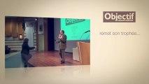 Objectif Languedoc-Roussillon remet un Trophée Vinoboss Montpellier 2012