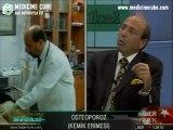 PROF DR TURGUT GÖKSOY - OSTEOPOROZ ( KEMİK ERİMESİ )  2. Bölüm