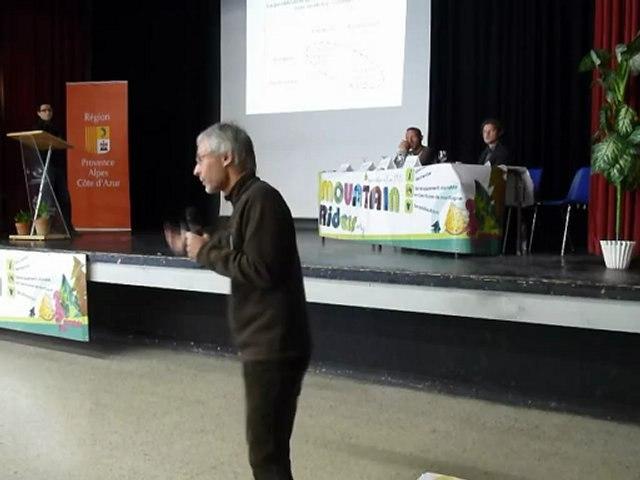 Intervention Philippe Bourdeau