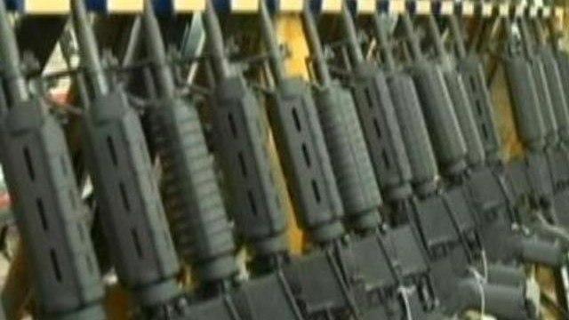 Gun control debate heats up in US