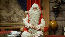 Santa's annual Christmas message