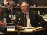 Jean ESMONIN, Jean-Claude ROBERT, Pierre-Alexandre PRIVOLT. Soutien aux travaux de voirie communale. Session de décembre 2012