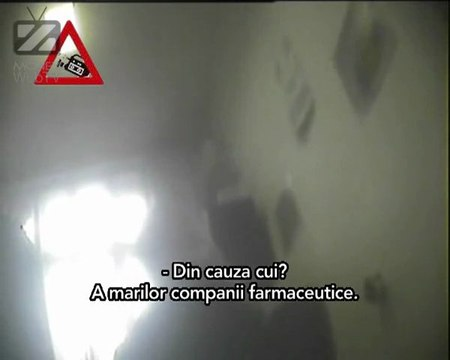 "La Institutul Cantacuzino cu camera ascunsa (2010): ""DE LA STREINU-CERCEL NI SE TRAGE..."""