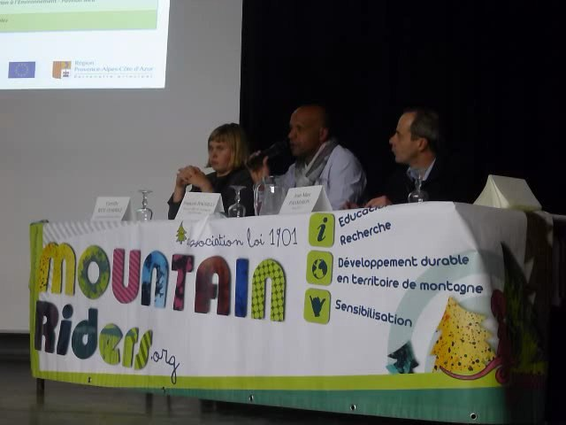 Table ronde 15h