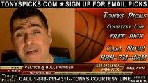 Chicago Bulls versus Boston Celtics Pick Prediction NBA Pro Basketball Odds Preview 12-18-2012