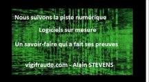 Diffamation , atteinte à la réputation, les outils d'identification informatiques. Alain STEVENS - Vigifraude