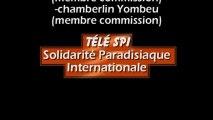 """Musique: Pierre Tchana & Ledoux paradis Montage & Réalisation: Ledoux paradis pour la """"Télé Solidarité"""" de L'ASBL """"Télé SPI""""  (Solidarité Paradisiaque Internationale) Email: douxparadis_65@yahoo.fr - Tél: 0032/479373774 - 0032/71798591 Dampremy Charleroi"""