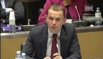 Intervention en commission des lois le 18 décembre 2012 - ouverture du mariage et de l'adoption à tous les couples