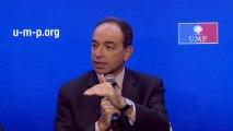 UMP - Seuls les gouvernements de droite ont eu le courage de réformer les retraites