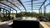 Veranda Retractable Sesame Verando Spa Video Dailymotion