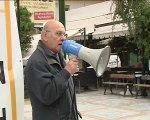 Λαμία: Συγκέντρωση διαμαρτυρίας από τους δημάρχους της Στερεάς