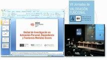 VII JORNADAS VALORACION FUNCIONAL (primera parte)
