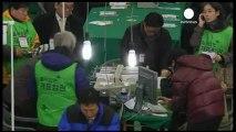 Corea del Sud: Park Geun-hye è la nuova Presidente