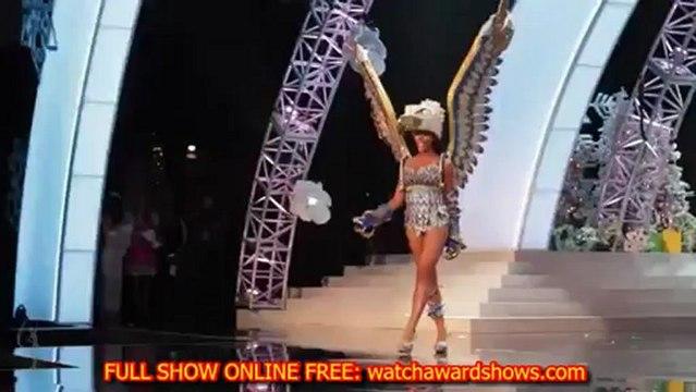 HD Sara Yasmina Chafak Miss Universe 2012 swimsuit