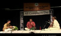 SRI VENKATESWARASWAMY TEMPLE: ACD MUSIC FESTIVAL: FEATURED CONCERT: HARISH GANAPATHI