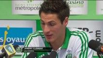 """19e journée - Clément : """"Le derby perdu? Pas un coup d'arrêt"""""""