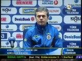 Aykut Kocaman istifa etti konuşması
