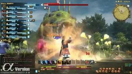 Levequests and Party Combat de Final Fantasy XIV: A Realm Reborn