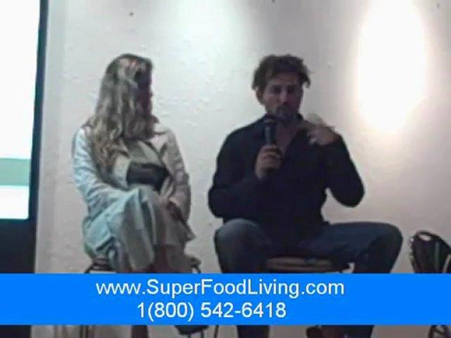 Healthy Eating (Organic Super Foods)