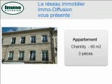 Location Appartement  Chantilly  60500 - 60 m2