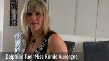 Miss Ronde Auvergne 2012 : « On peut être ronde et belle »
