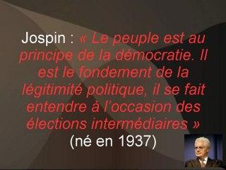 Simple comme bonjour : Election = démocratie