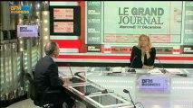 Frédéric Oudéa et Raphaël Hadas-Lebel - 19 décembre - BFM : Le Grand Journal 1/4