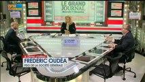 Frédéric Oudéa et Raphaël Hadas-Lebel - 19 décembre - BFM : Le Grand Journal 2/4