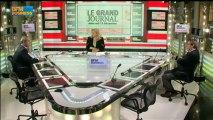 Frédéric Oudéa et Raphaël Hadas-Lebel - 19 décembre - BFM : Le Grand Journal 3/4