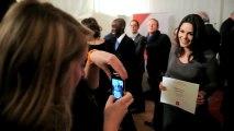 Reportage sur la 22e remise des Prix Varenne du journalisme (2012)