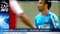Zap Info : Mercato agité à Marseille ?