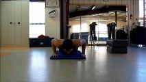 Exercice de musculation : Comment faire les pompes