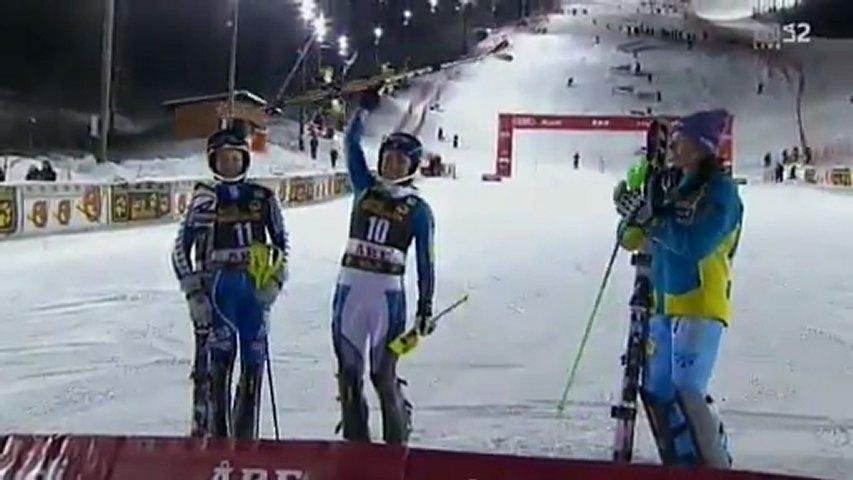 Alpine Skiing World Cup – Are – Women's Slalom
