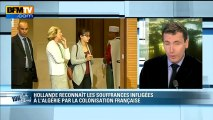 Ulysse Gosset et Thierry Arnaud : les invités de Ruth Elkrief