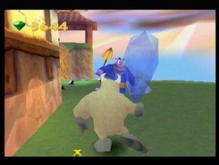 Frapsoluce Spyro 3 : Partie 10 - Lac crépusculaire