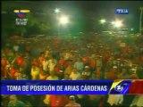 Juramentan a Arias Cárdenas como nuevo gobernador del Zulia