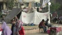 Egypte: manifestation des islamistes à Alexandrie