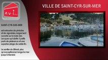 Saint cyr sur mer Tourisme saint cyr sur mer vacances à  saint cyr les lecques