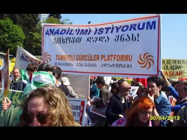 Türkiyeli Gürcüler Platformuna Dair...