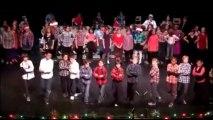 DVD,Danse à St-Dilon,Danse & Chant,Spectacle de Noel 14 Décembre 2012, École Le Plateau MTL,Sean Liu Stafford,5em