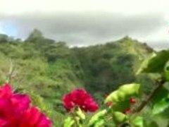 Insel Nuku Hiva Marquesas in Polynesien