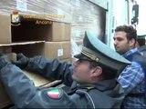 Ancona - Bionde al porto, maxi sequestro della Gdf (20.12.12)