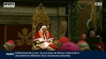 21/12/12 Benoît XVI appelle tous les catholiques à lutter contre le Mariage Gay - La Manif Pour Tous