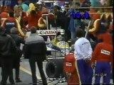 GP Canada, Montreal 1989 Larini supera Caffi e pit stop di Boutsen