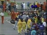 GP Canada, Montreal 1989 Pit stop di Senna