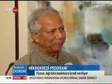 Nobel Laureate Professor Muhammad Yunus Talks with Turkish TV Channel Sky 360 on Microcredit Program