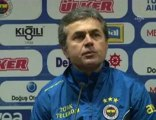 Fenerbahçe'de Aykut Kocaman istifa etti