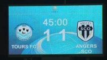 Tours FC (TOURS) - Angers SCO (SCO) Le résumé du match (19ème journée) - saison 2012/2013