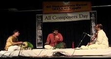 SRI VENKATESWARASWAMY TEMPLE: ACD MUSIC FESTIVAL: HARISH GANAPATHI : KRITHI 4